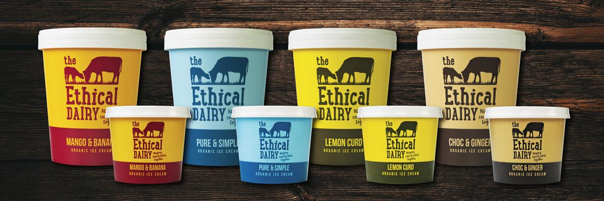 Ice Cream from The Ethical Dairy